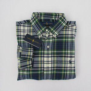 Ralph Lauren Classic Fit Performance Flannel Shirt